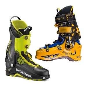 Botas de esquí de montaña