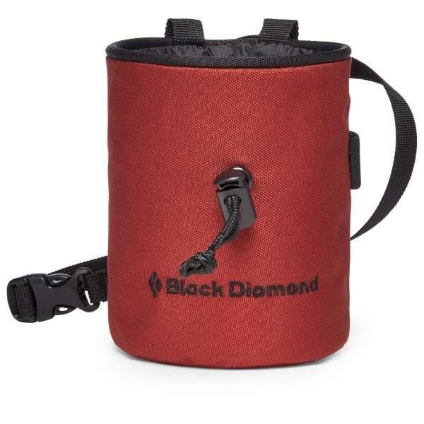 black diamond mojo chalk bag bolsa de magnesio marron
