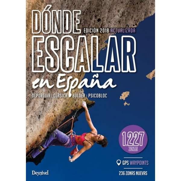 Donde Escalar En Espana 2018 DESNIVEL