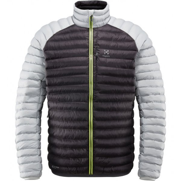 Essens Mimic Jacket Men Slate stone grey HOGLOeFS