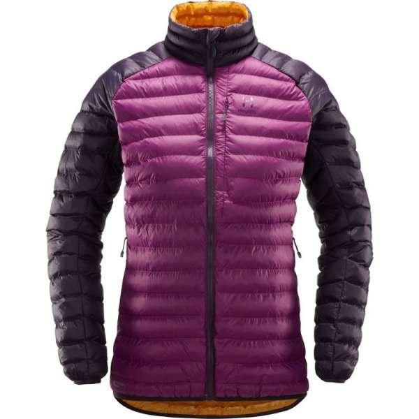 Essens Mimic Jacket Women Lilac acai berry HOGLOeFS