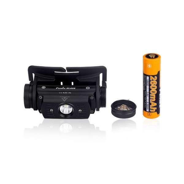 HL60R con bateria FENIX
