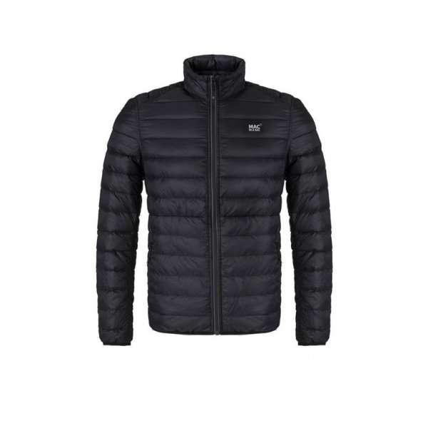 Mac in a Sac Polar Down Jacket negra gris
