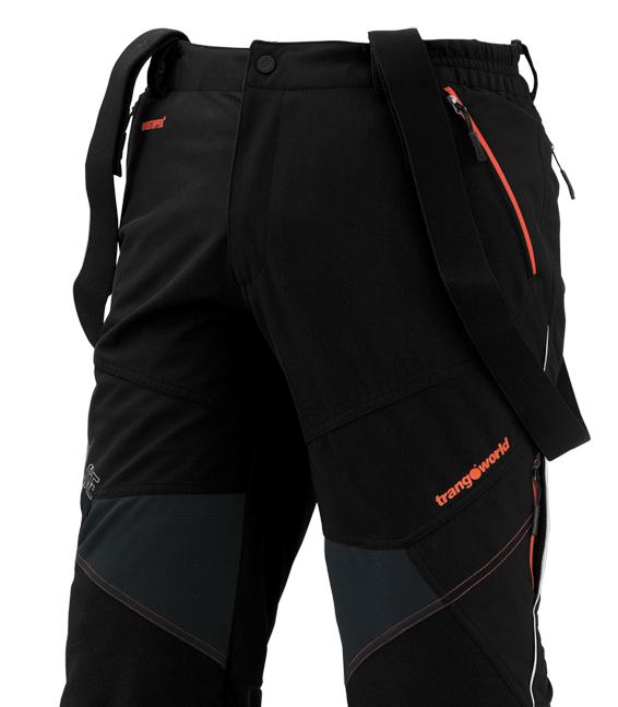 Pantalon Largo Blazer Cintura TRANGOWORLD
