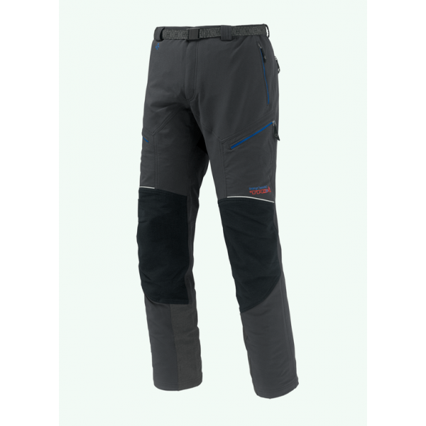 Pantalon Largo TRX2 Pes Stretch Azul TRANGOWORLD