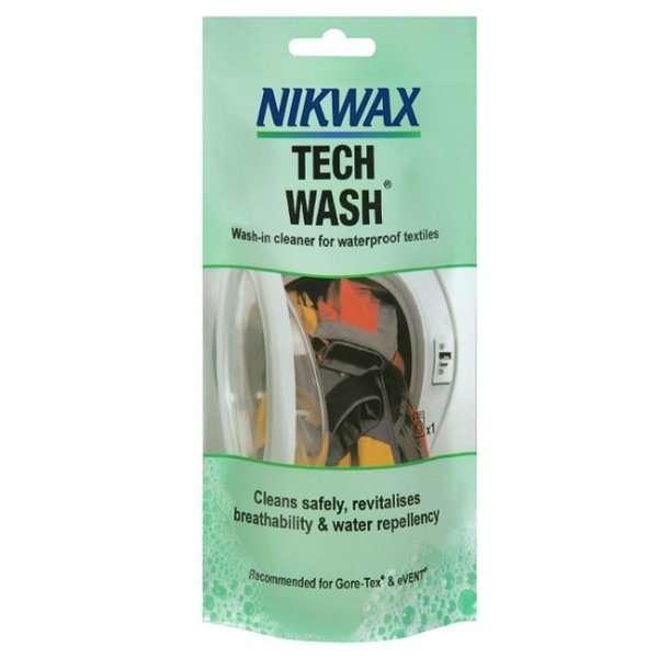 Tech wash bolsa nikwax