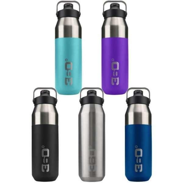 Vacuum insulated sip 1 l 360 degress