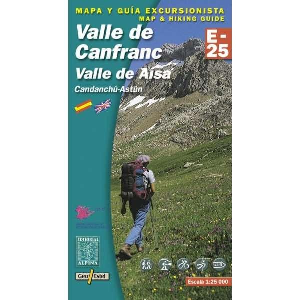 Valle De Canfranc Valle de Aisa EDITORIAL ALPINA