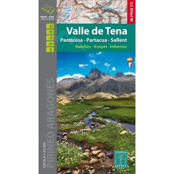 Valle De Tena. Panticosa Partacua Sallent EDITORIAL ALPINA