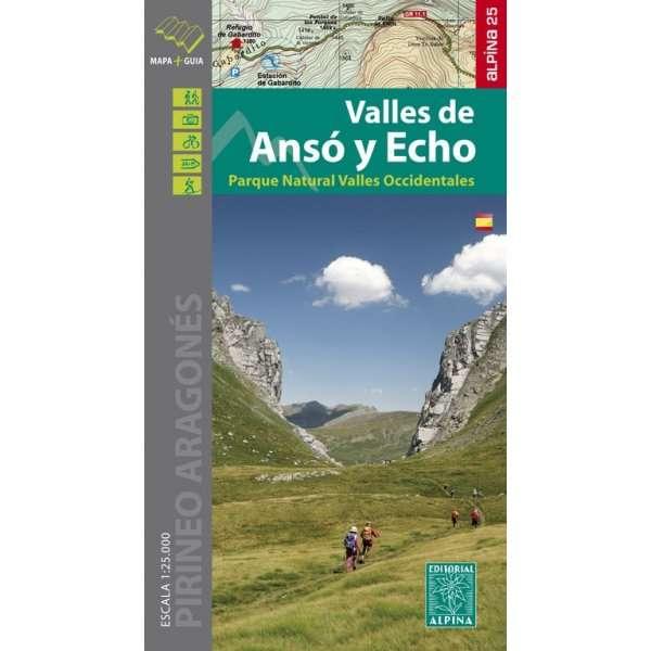 Valle de Anso y Hecho EDITORIAL ALPINA