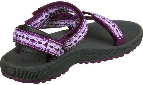 Winsted Woman Antigua Bright Purple parte trasera TEVA