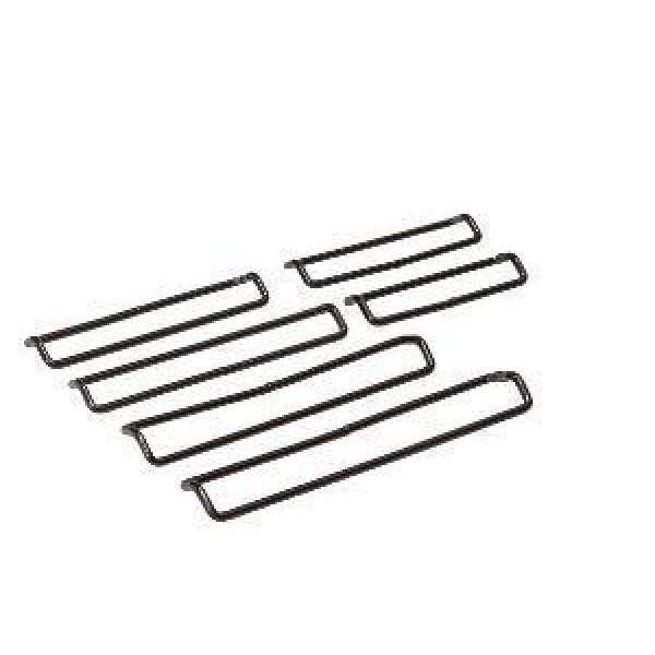 Wire buckle contour