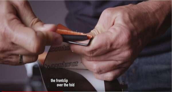 front clip contour