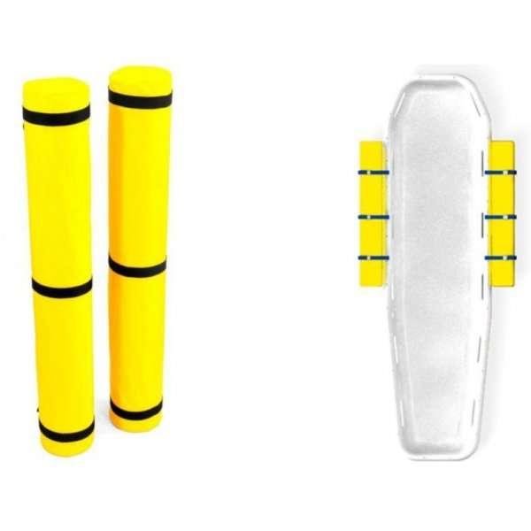 Flotadores shell spencer