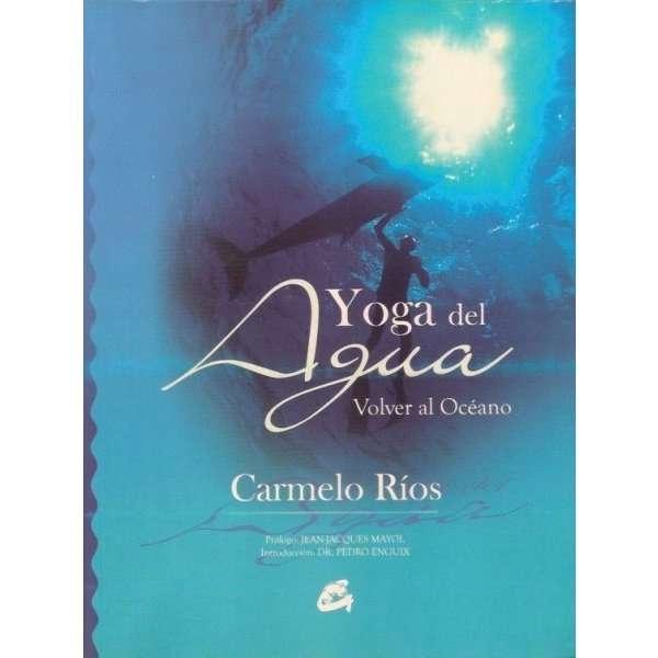 yoga del agua carmelo rios