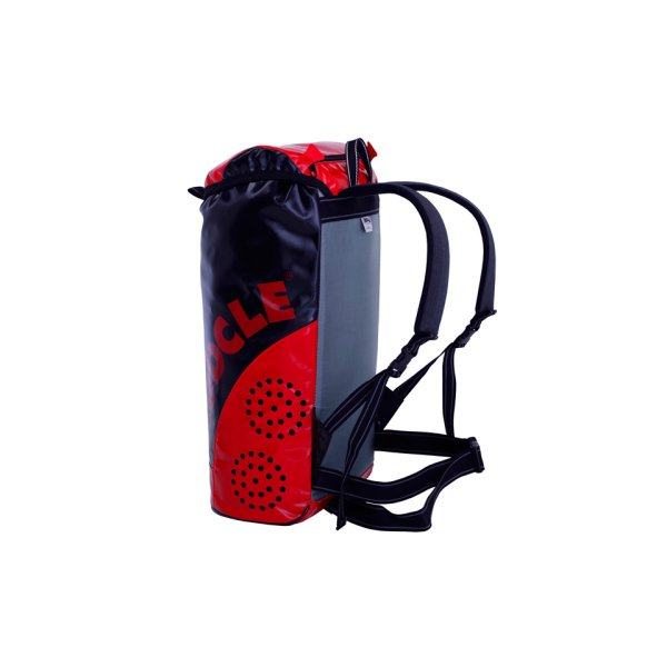 Gorgonchon negro rojo rodcle 3