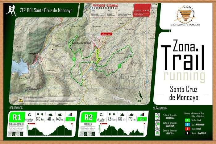 rutas trail running moncayo