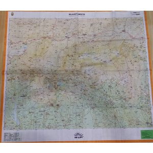 mapas de tela